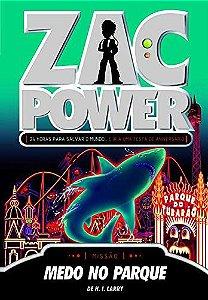Zac Power 17 - Medo No Parque