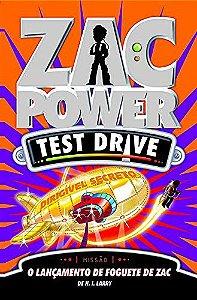 Zac Power Test Drive 11 - O Lançamento De Foguete De Zac