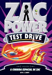 Zac Power Test Drive 16 - A Corrida Espacial De Zac