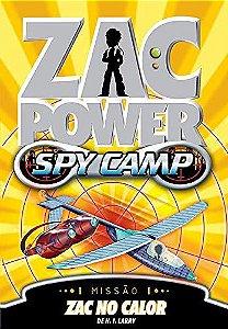 Zac Power Spy Camp - Zac No Calor