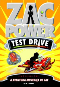 Zac Power Test Drive 14 - A Aventura Movediça De Zac