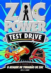 Zac Power Test Drive 08 - O Ataque De Tubarão De Zac