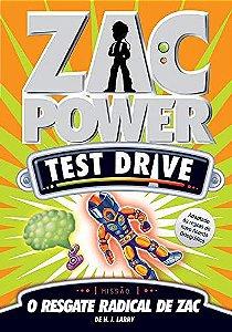 Zac Power Test Drive 02 - O Resgate Radical De Zac