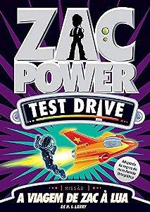 Zac Power Mega Missão 03 - Viagem À Lua