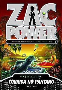 Zac Power 16 - Corrida No Pântano