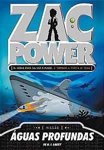 Zac Power 02 - Águas Profundas