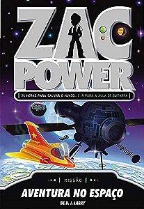 Zac Power 07 - Aventura No Espaço