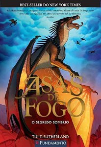 Asas De Fogo - O Segredo Sombrio - Vol. 4