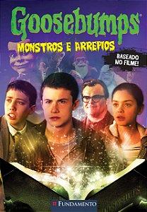 Goosebumps O Filme - Monstros E Arrepios