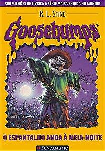 Goosebumps 09 - O Espantalho Anda À Meia Noite