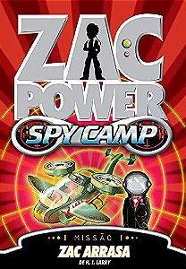 Zac Power Spy Camp - Zac Arrasa