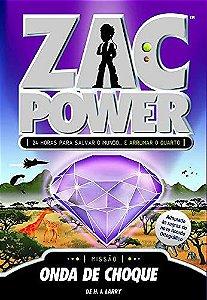 Zac Power 10 - Onda De Choque