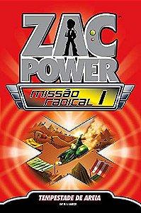 Zac Power Missão Radical 01 - Tempestade De Areia