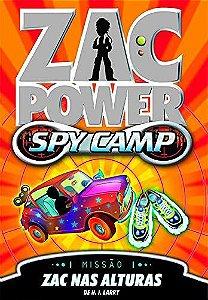Zac Power Spy Camp - Zac Nas Alturas