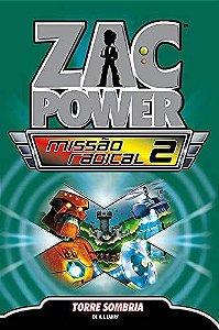 Ver esta imagem Zac Power Missão Radical 02 - Torre Sombria
