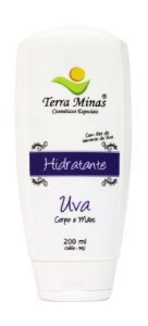 Hidratante Uva - 200 ml