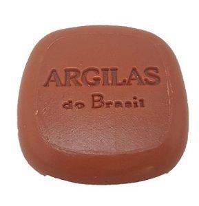 Sabonete Argila Vermelha - 100g