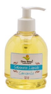 Sabonete Líquido Camomila - 315 ml