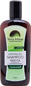 Shampoo HIDRATAÇÃO - BABOSA 240 ml