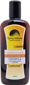 NOVO Condicionador LUMINOSIDADE - CAMOMILA 240 ml