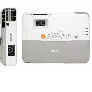 Projetor Epson 93+ Com Tv Conversor Dig Hdmi
