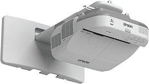 projetor interativo Epson 595wi touch no dedo substitui lousa digital