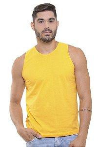 Camiseta Regata Oitavo Ato Amarelo Manga