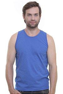 Camiseta Regata Oitavo Ato Azul Violáceo