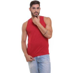 Camiseta Regata Oitavo Ato Vermelho