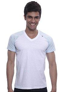 Camiseta Oitavo Ato Arroba Azul claro