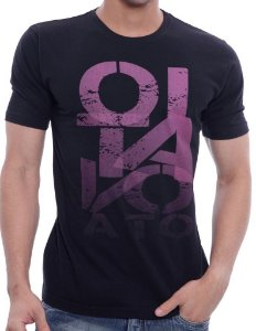 Camiseta Oitavo Ato Night Preto