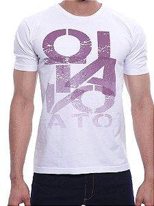 Camiseta Oitavo Ato Night Branco