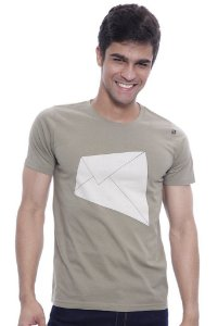 Camiseta Oitavo Ato E-mail Verde Island