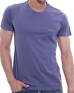 Camiseta Oitavo Ato Mouse Azul Indigo