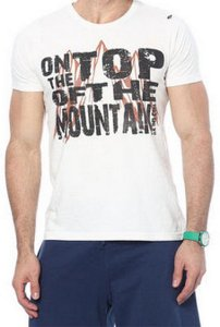 Camiseta OItavo Ato Mountain Natural