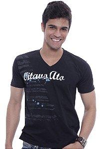 Camiseta Oitavo Ato Helf Preto