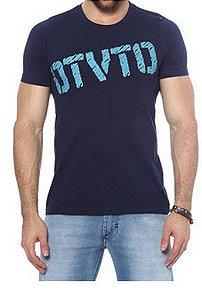 Camiseta Oitavo Ato OTVTO Azul Marinho