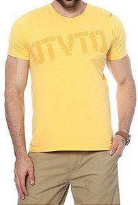 Camiseta Oitavo Ato OTVTO Amarelo