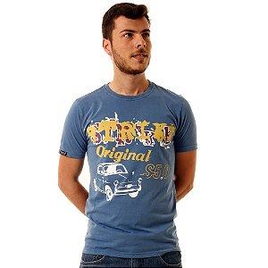 Camiseta Oitavo Ato Strike Azul Relax