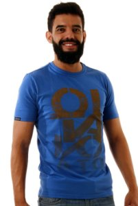 Camiseta Oitavo Ato Night Azul Boreal