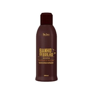 SR. LISS - SHAMPOO BANHO DE BRILHO 300ML