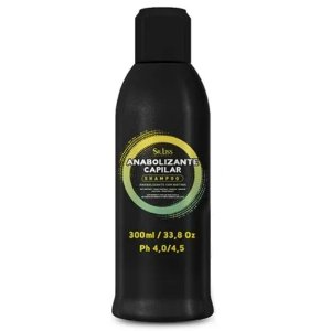 Sr. Liss - Shampoo Anabolizante Capilar - 300mL