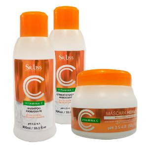 Vitamina C - Kit - Sr. Liss Professional