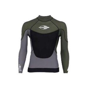 Camisa de Neoprene 1.5MM Snap Flex - Mormaii​