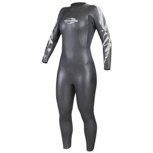Roupa de Neoprene Long John Triathlon Mormaii 3.1mm - Mormaii