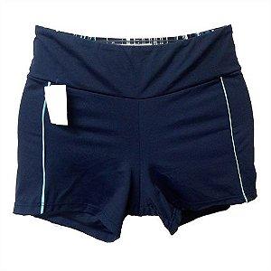 Shorts Feminino Com Bolso