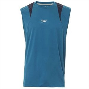Camiseta Shoulder Cut Sem Manga - Speedo