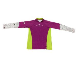Camiseta Para Criança Com Proteção Solar UV - Camisa Infantil Femimina - Mormaii