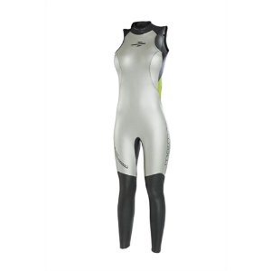 Roupa de Neoprene Long John Cavado Triathlon - Mormaii