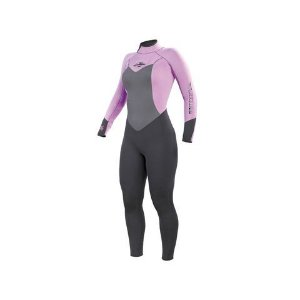 Long John Diva Pro 3.2MM BackZiper - Mormaii